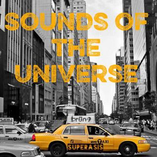 184.-SOUNDS OF THE UNIVERSE RADIOSHOW BY SUPERASIS@LIVE FROM SUTTON PLACE, MANHATTAN#MARCH 31ST 2016