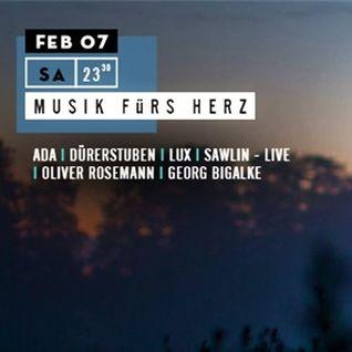 Oliver Rosemann @ Musik Fürs Herz - Distillery Leipzig - 07.02.2015