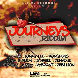Journeys riddim mega mix by DJ King Ralph