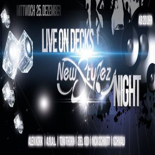 Alex Kork @ Live On Decks-New Stylez Night - Festzelt (Theresienfest) Hildburghausen - 25.12.2013