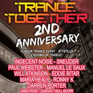 Energy Box Promo Mix Trance Together 2nd Birthday