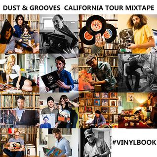 Dust & Grooves California Book Launch mixtape