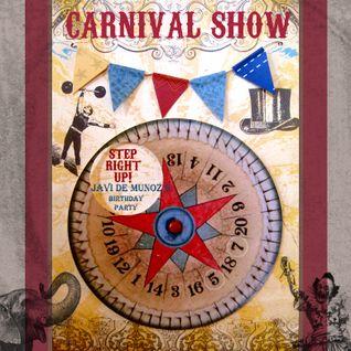 Javi de Munoz - Carnival Show - Birthday Party 25.02.2012