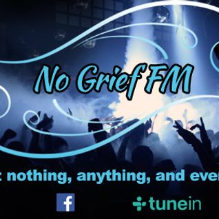 DJ Jay Wilde No Grief FM Guest Mix