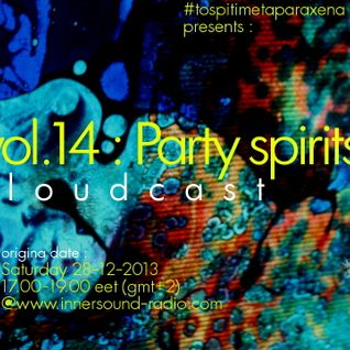 tospitimetaparaxena radioshow @Innersound radio s02e14 [28-12-2013]
