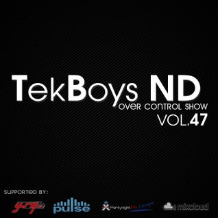 TekBoys ND - Over Control Vol.47