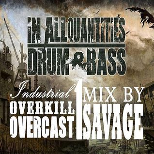 In all quantities of Drum and Bass Overcast vol. 1 by Savage 20131008