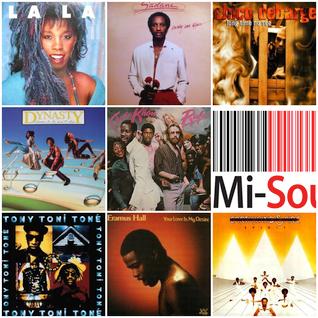 Instant Vintage on Mi-Soul Tuesday April 21st 2015