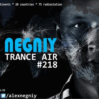 Alex NEGNIY - Trance Air #218