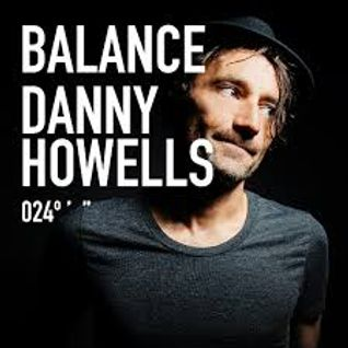 Danny Howells  Balance 024  CD 1