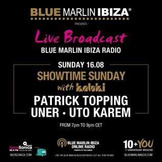 UTO KAREM - LIVE FROM BLUE MARLIN IBIZA ANNIVERSARY 2015 - 16TH AUGUST