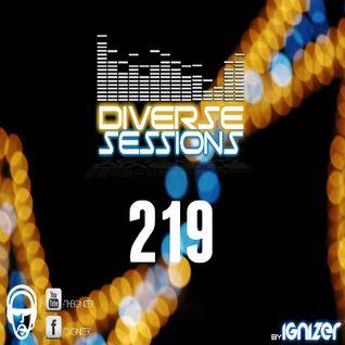 Ignizer - Diverse Sessions 219 Captain Crunch Guest Mix