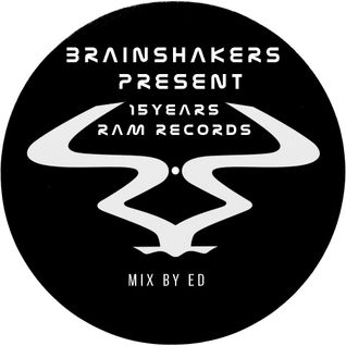 BRAINSHAKERS present - RAM records 15 Year (mix by Ed)