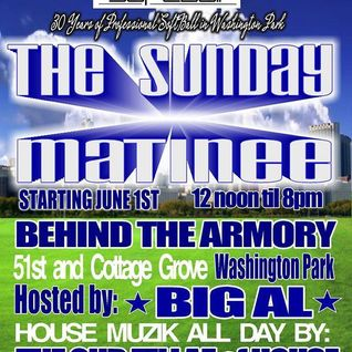 Live @ the Sunday Matinee - 9 June 2014