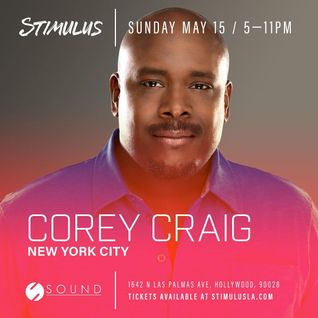 COREY CRAIG | STIMULUS TEA @ SOUND LOS ANGELES