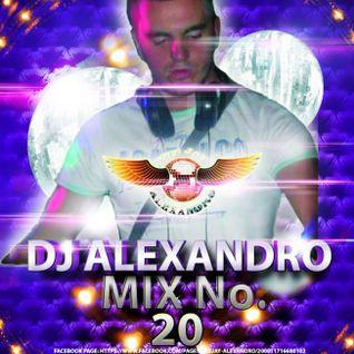 Mix No. 20 (Maj 2013) mixed by Dj Alexandro
