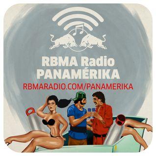 RBMA Radio Panamérika 411 - De rol por la ciudad buscando magia