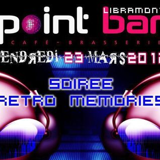 Dave Kane Live @ Point Bar - RETRO MEMORIES 23-03-2012