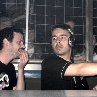 Egozy & Laurent Garner @ Haoman 17, 20.4.2007