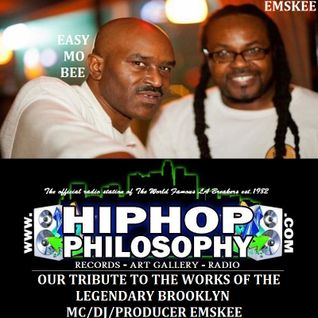 The Ultimate Emskee Experience - HipHopPhilosophy.com Radio - 09-21-15