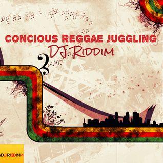 Concious Reggae Juggling