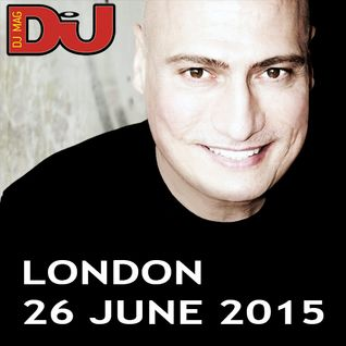 Danny Tenaglia - Live @ DJ Mag HQ London - 2015.06.26