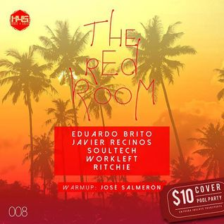 Soultech live from The Red Room 008 Pool Party @ Playa Salinitas El Salvador