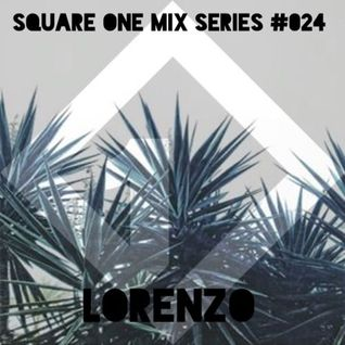 Square One Mix Series #024 Lorenzo