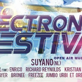 Electronic Festival Dj Contest 2014 - Creepy Donuts