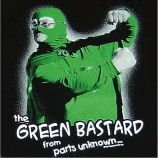 3rdeye green bastid from parts unknown