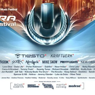 Afrojack - Live @ Ultra Music Festival 2012 - 23.03.2012