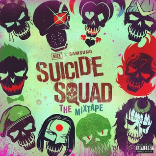 MICK x Samsung: SUICIDE SQUAD THE MIXTAPE