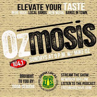 Ozmosis #37 (10.07.12)