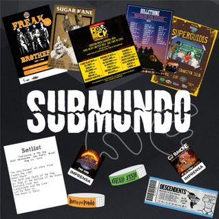 "Podcast Submundo - Ep 03 ""Shows"""