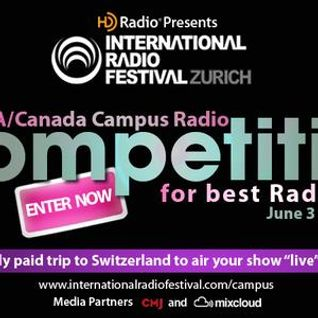 IRF Search for the Best US/Canada College Radio Jockey
