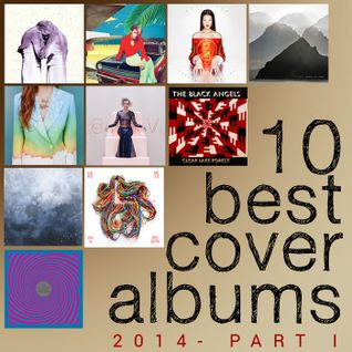 10 BEST ALBUM COVERS OF 2014—PART I