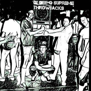 DJ Gee-O Supreme Throwbacks 1