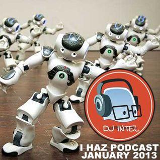 I Haz Podcast January 2013