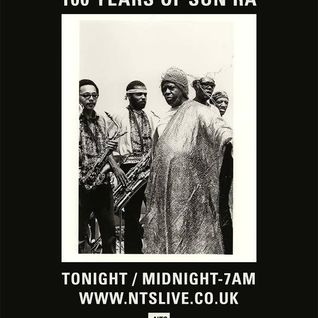 Mr. Wonderful 8 Hour 100 Years of Sun Ra Mix Part 2 - 22nd May 2014