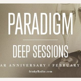 Miss Disk - Paradigm Deep Sessions 4th anniversary February 2014