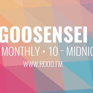 Goosensei: Live on Rood.fm ... 21/4/15