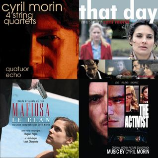 Soundtrack Adventures #195 with CYRIL MORIN @ Radio ZuSa 2016-08-21