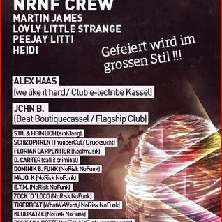 E.T.M. @ NRNF Paderborn pres. ALEX HAAS (we like it hard  Club e-lectribe Kassel) 08.04.12