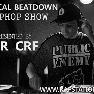 Critical Beatdown Hiphop Show (88) rapstation Radio