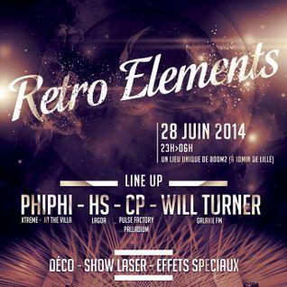 Will Turner @ RETRO ELEMENTS