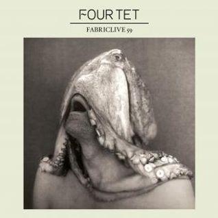 Fabric Live 59 - Four Tet Radio promo mix