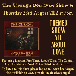 The Strange Boutique Show 91
