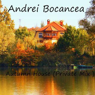 Andrei Bocancea - Autumn House (Private Mix Octombrie 2015)