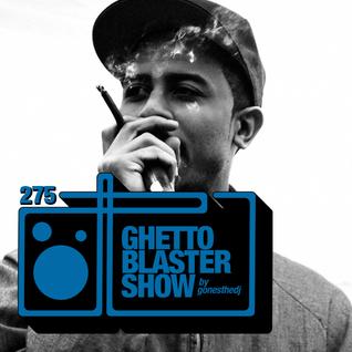 GHETTOBLASTERSHOW #275 (dec. 03/16)