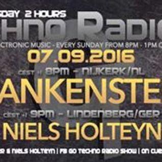 Blankenstein @ GoTechnoRadio - Cuebase FM 14/9/16